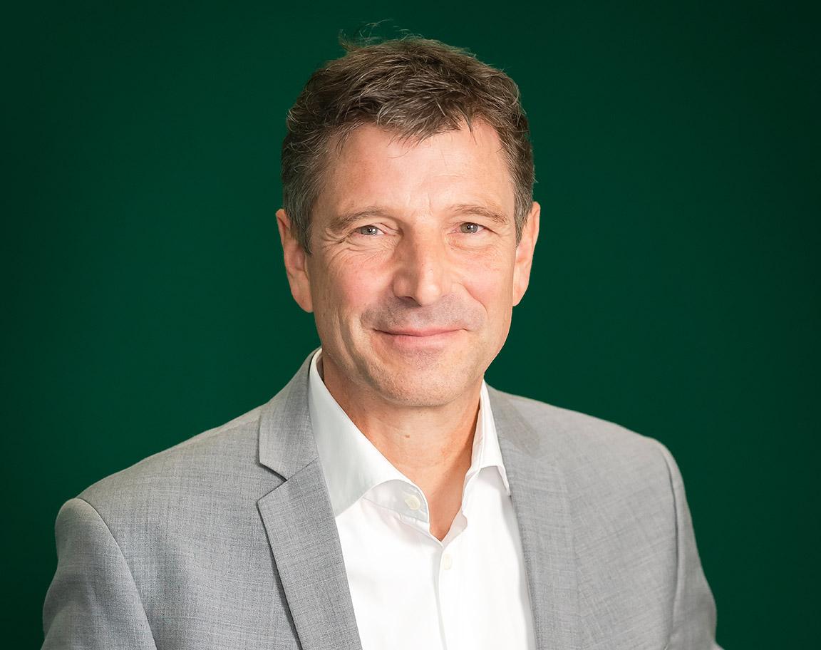 KLAUS GODENSCHWEIG, MA IN ECONOMICS